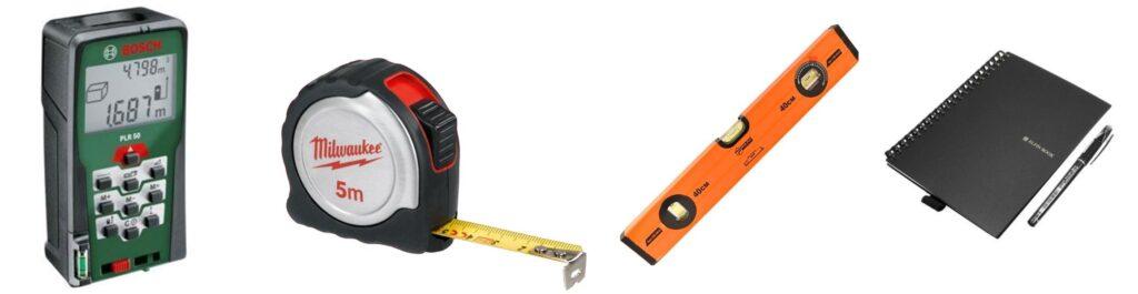 Приборы для измерений
